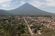 Antigua - Panorama