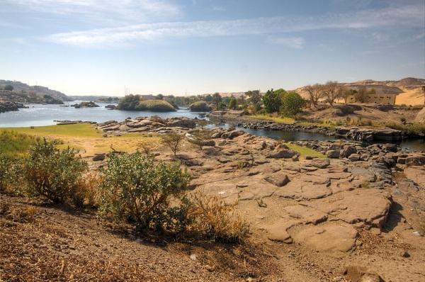 HDR1 - Elephantine Island - Aswan