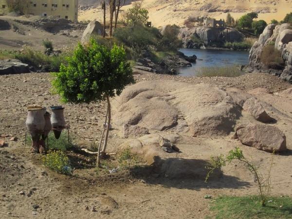 Elephantine Island - Aswan