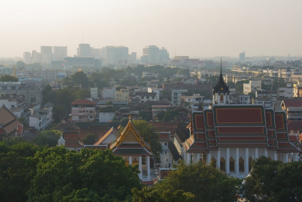 Wat Sakat (The Golden Mount)