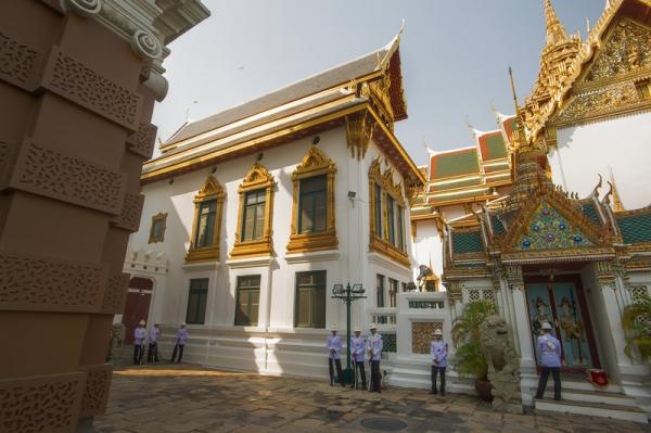 Grand Palace HDR