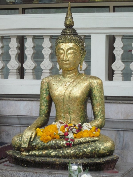 Wat Saket (The Golden Mount)