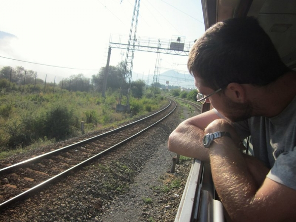 Overnight Train to Sofia