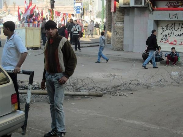 Tahrir Square - Cairo