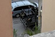 Military Outside Condo