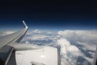 Flight to Cancun