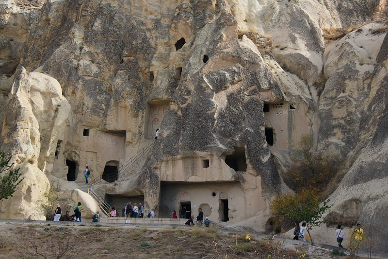 Traveled Earth » Cappadocia – Open Air Museum and Hiking Around Göreme