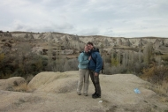 Hiking in Love Valley