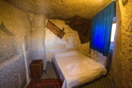 Cave Hostel Room