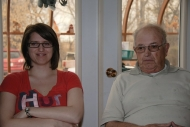Susan and Grandpa