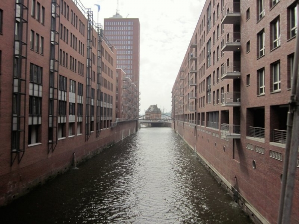 Guided Walking Tour - Hamburg