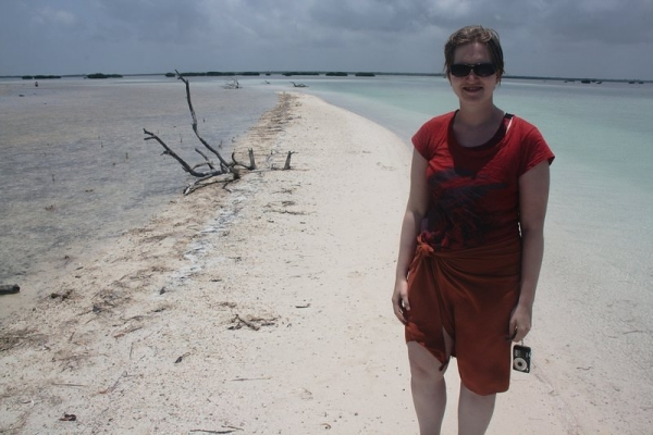 Mangrove River, Isla Holbox