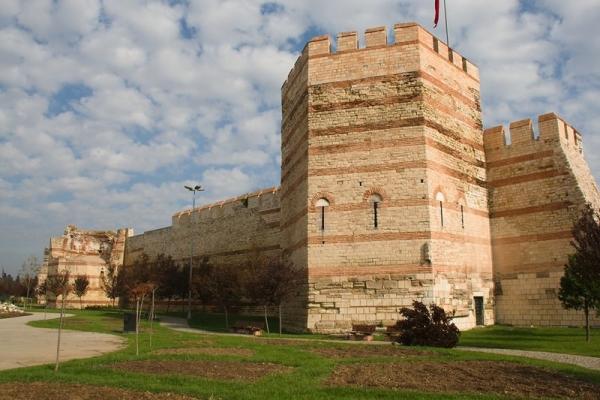 Byzantine City Walls