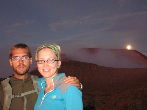 Volcano Tolica Full Moon Hike