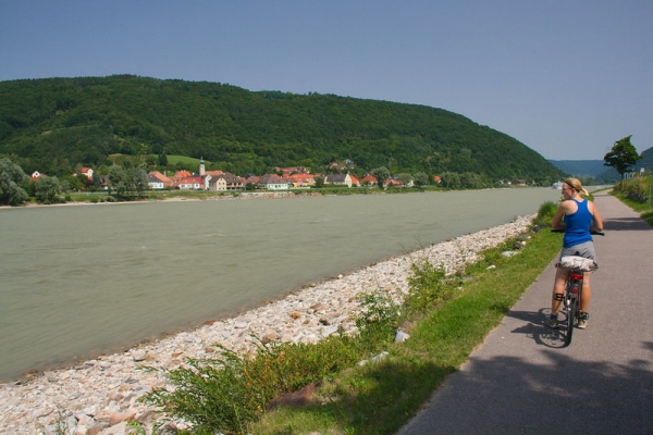 Cycling the Danube