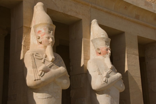 Hatshepsut Temple - Valley of the Kings Tour