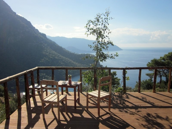 The Olive Garden - Lycian Way