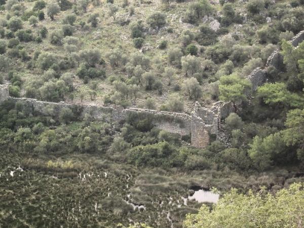 Pydnai - Lycian Way