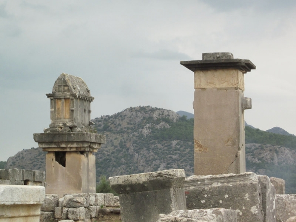 Xanthos - Lycian Way