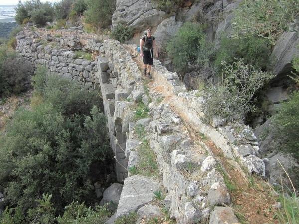 Aqueduct - Lycian Way