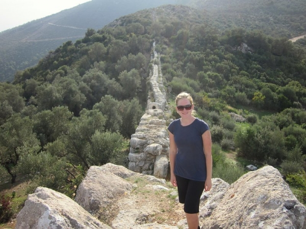 Delikkemer - Lycian Way