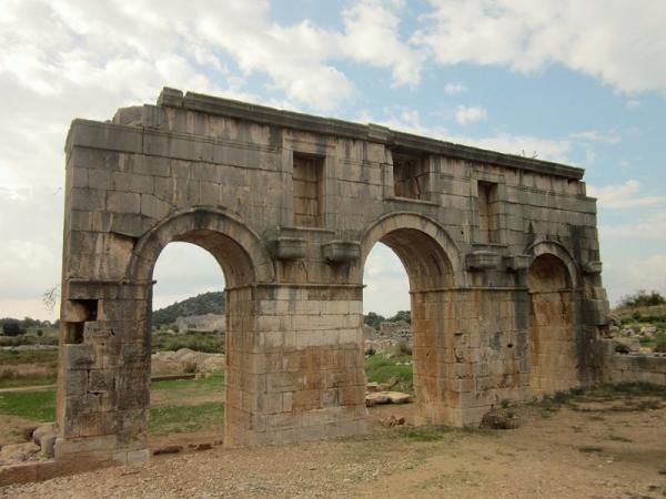 Patara - Lycian Way