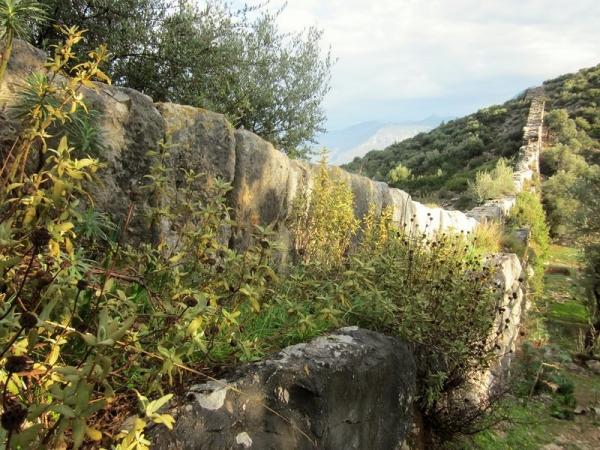 Delikkemer - Lycian Way