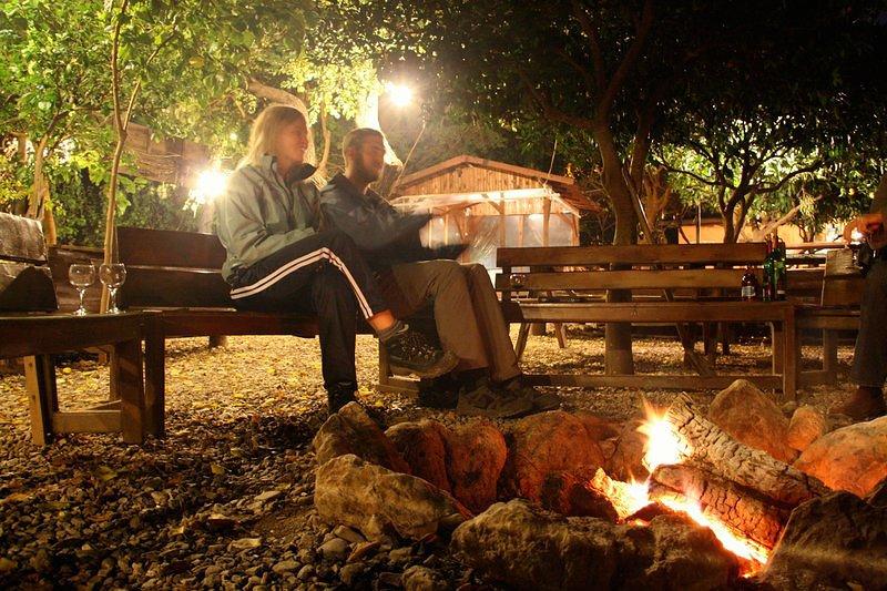 Campfire - Olympos