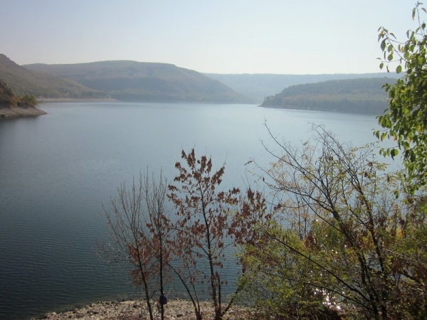 Nearby Reservoir