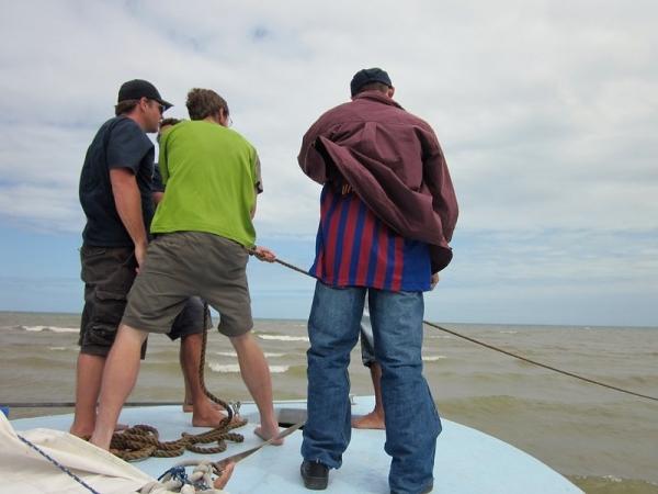 Ferry Needs a Tug