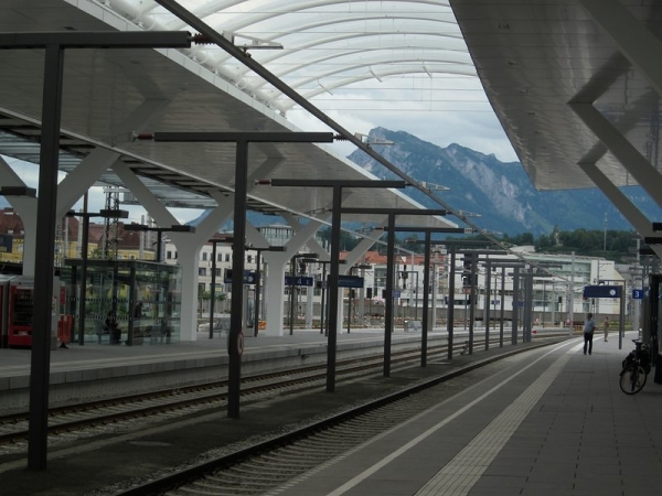 Train Station - Salzburg