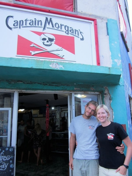 Captain Morgan's Dive Centre