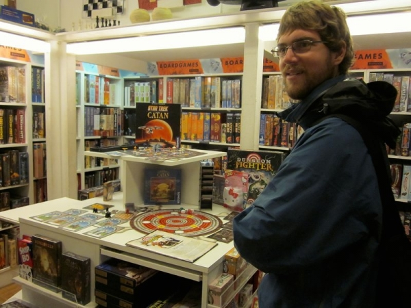 Board Games Store