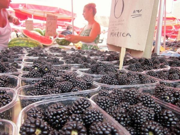 Market - Zagreb