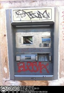 This ATM no longer charges fees