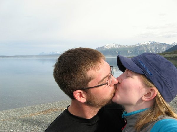 Kissing in Kluane