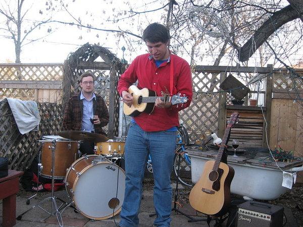 Pat LePoidevin & Matt Sarty
