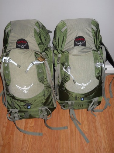Our New RTW Backpacks