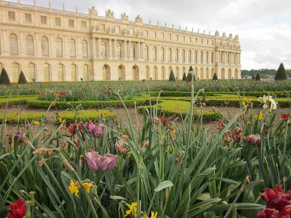 Gardens at Versaille