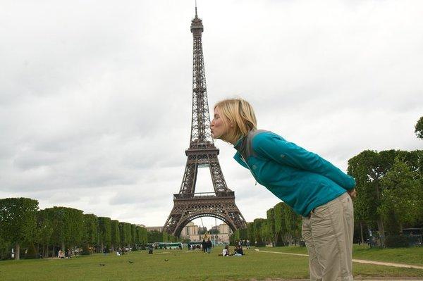 A little Eiffel Tower love