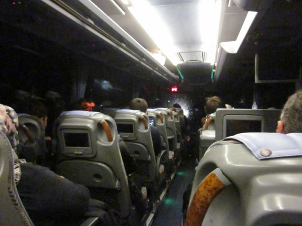 Night Bus to Antalya