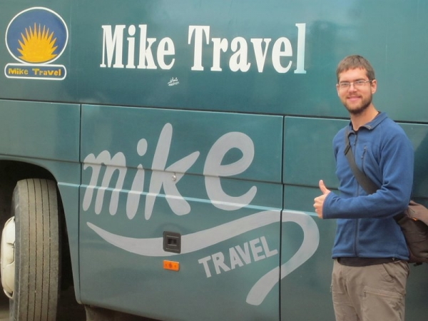 Mike's New Travel Company