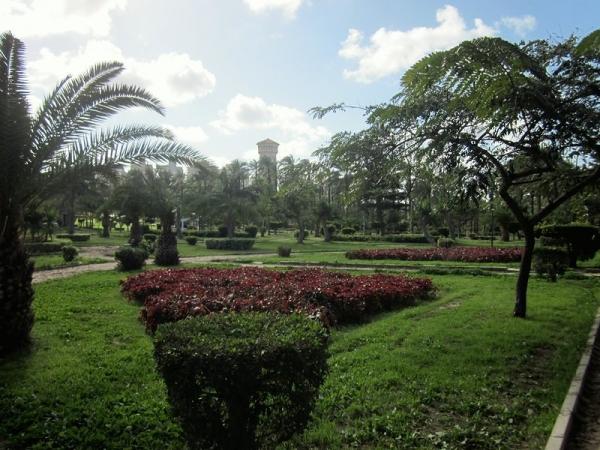 Montazah Palace Gardens - Alexandria