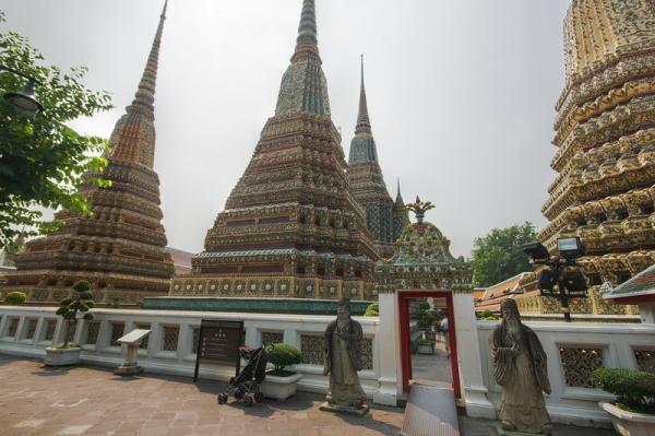 Wat Pho HDR