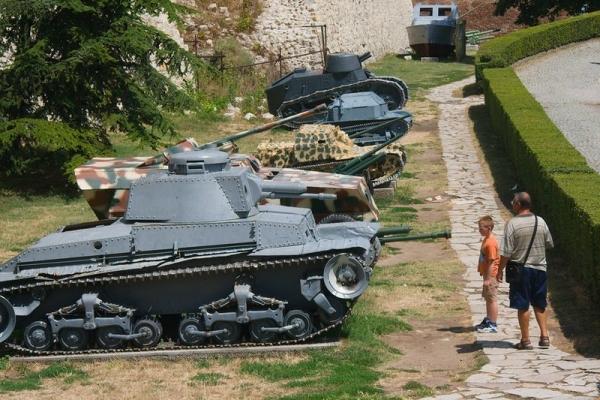 Fortress - Belgrade
