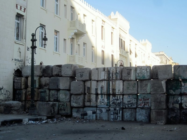 Barricade - Cairo