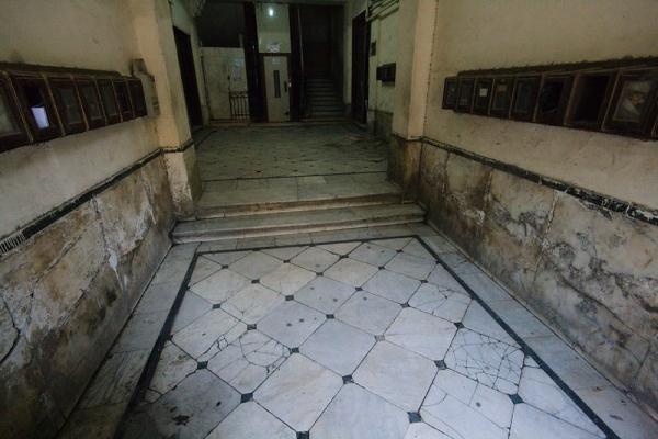 Hotel Lobby - Cairo