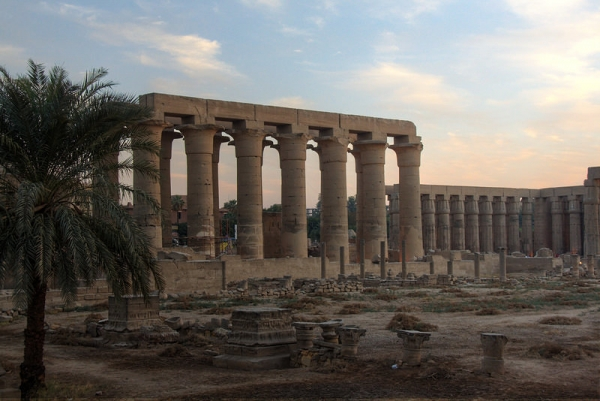 HDR3 - Luxor Temple