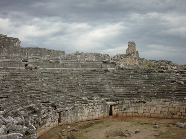 Xanthos - Lycian Way