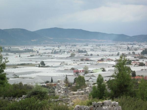 Green Houses - Lycian Way